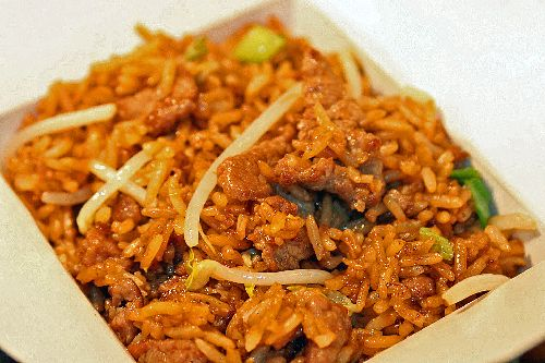 Free-- Pork Fried Rice(Sm) - Click Image to Close
