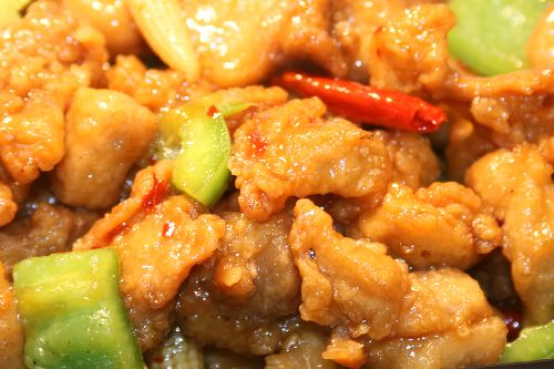 Free-- General Tso Chicken - Click Image to Close
